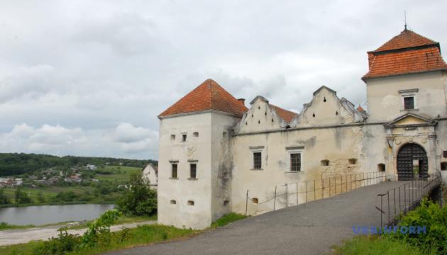 Туристи зможуть потрапити в Свірзькій замок уперше за 50 років