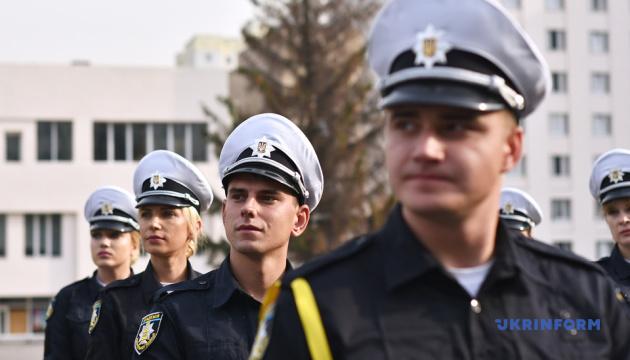 Академія патрульної поліції цьогоріч випустила 500 офіцерів — Князєв