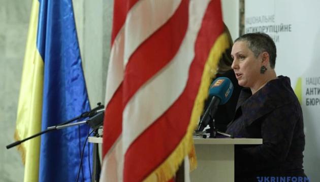Борьба с коррупцией: Мэдисон напомнила, чего Штаты ждут от Украины