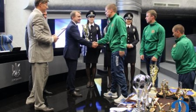 В ФФУ наградили победителей и призеров