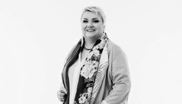 У Києві прощаються із загиблою в ДТП актрисою Мариною Поплавською
