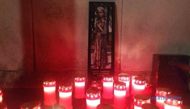 85-ті роковини Голодомору: в Австрії пройшла акція