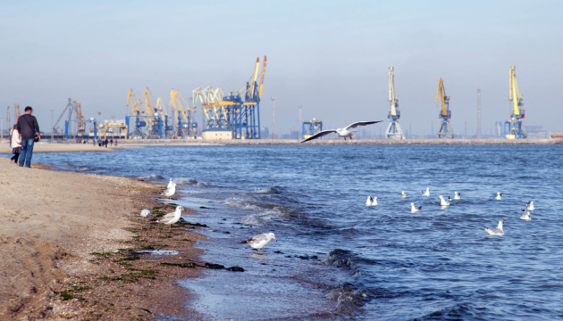 Ukrainian ports sustain over UAH 1 bln in losses due to Russia's actions in Azov Sea