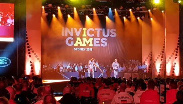Украина завоевала еще две золотые медали на Играх Непокоренных