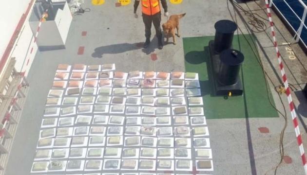 В Венесуэле перехватили судно со 147 килограммами кокаина, среди задержанных - украинец