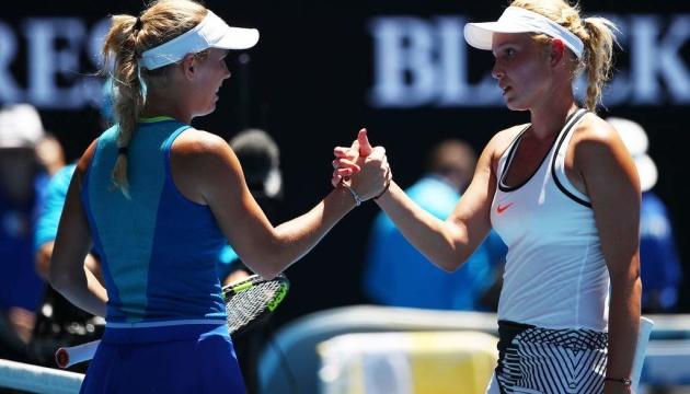 Плішкова перемогла Возняцкі на Підсумковому турнірі WTA в Сінгапурі