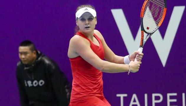 Теннис: Козлова стала лидером посева в основной сетке турнира ITF в Канаде