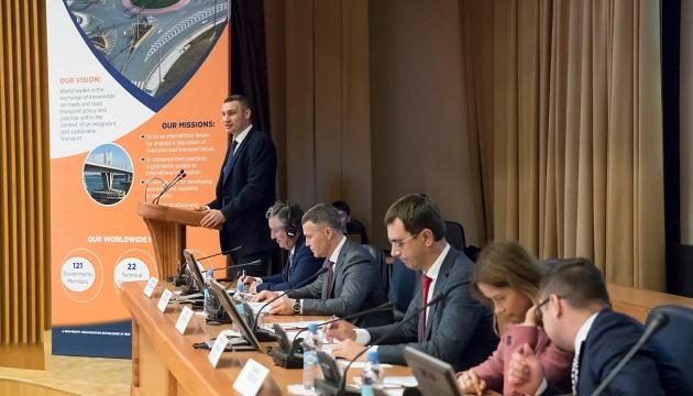 Кличко назвал приоритеты развития транспортной инфраструктуры Киева