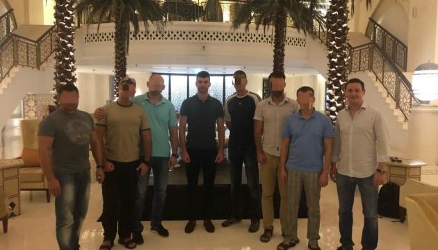Ukrainian servicemen undergo rehabilitation in UAE. Photos
