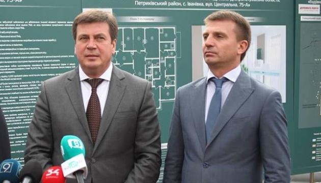 На Днепропетровщине построят 18 современных сельских амбулаторий