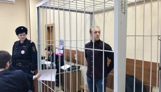 Активіста штабу Навального засудили до 10 місяців колонії