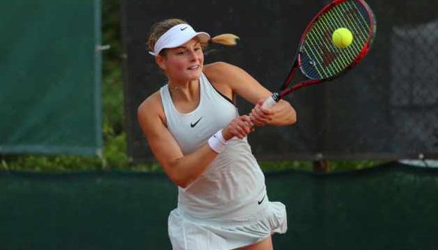 Теннис: Завацкая с победы стартовала на турнире ITF в Пуатье