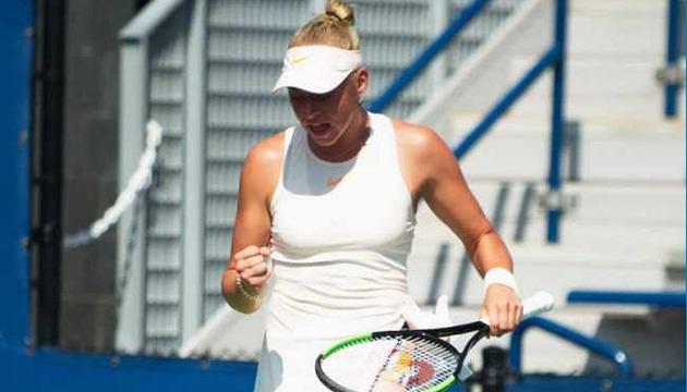 Дар'я Лопатецька зіграє в основній сітці турніру ITF у Канаді