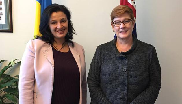 Release of political prisoners: Ukraine relying on Australia's support in UN