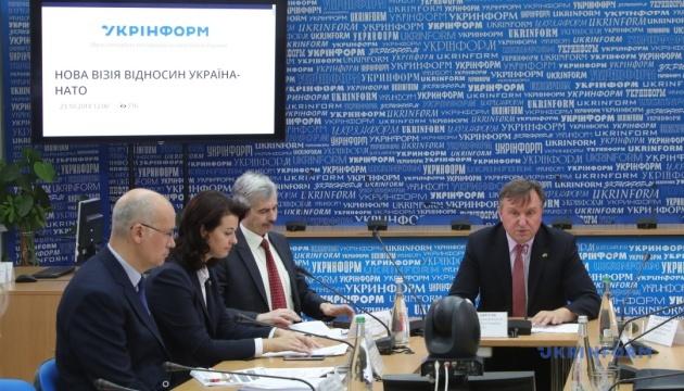 Новая визия отношений Украина-НАТО