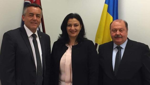 Украина просит Австралию поделиться опытом реабилитации военных