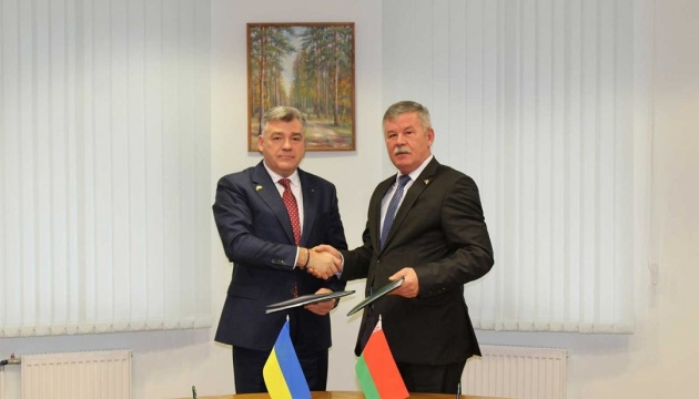 Глава белорусских пограничников признал, что контрабанды оружия из Украины нет