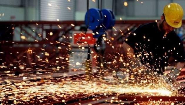 Промышленное производство в Украине выросло на 1,8%