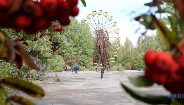 Чернобыльскую зону в этом году посетили 120 тысяч туристов