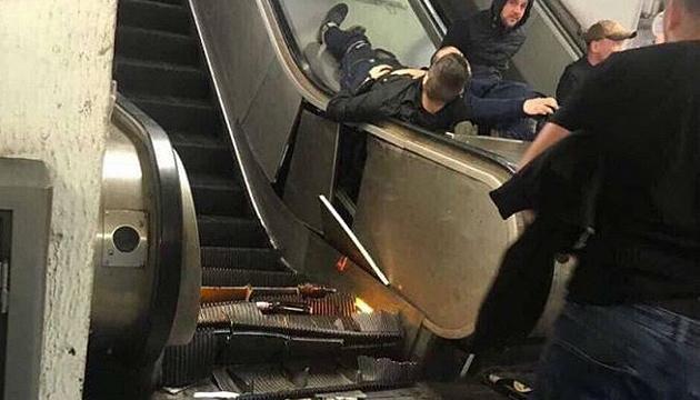 Rolltreppen-Einsturz in Rom: Ukrainer unter Betroffenen