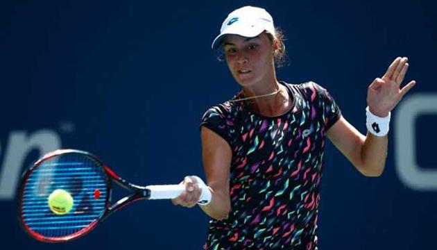 Ангелина Калинина сыграет во втором круге теннисного турнира в Наньнине