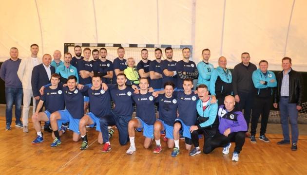 Мужская сборная Украины по гандболу начинает отбор к чемпионату Европы