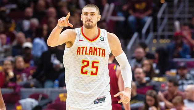 Украинский баскетболист Алексей Лень получил травму в НБА