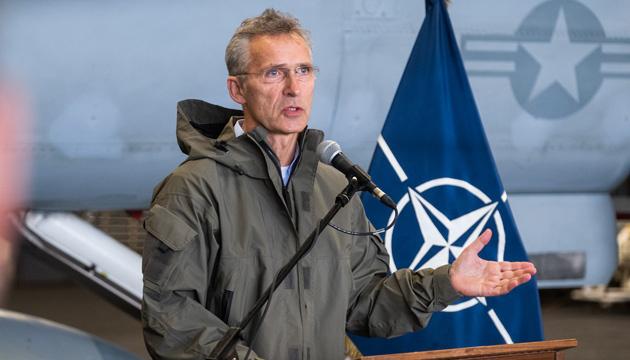 У НАТО не проти діалогу з Росією, але наївним блок не буде - Столтенберг