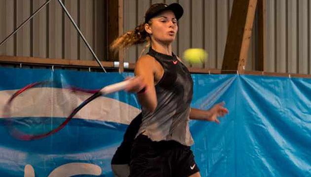 Теннис: Завацкая потерпела поражение во втором круге турнира ITF в Пуатье