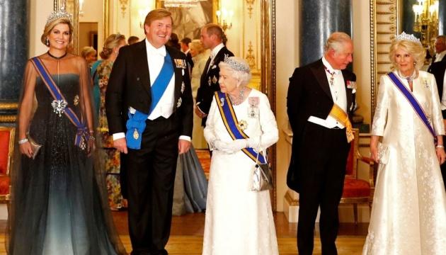 Елизавета II впервые публично прокомментировала Brexit