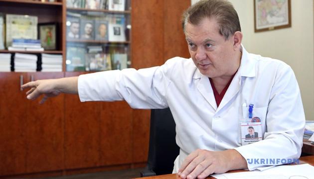 Інститут Амосова готує першу операцію на серці немовляти в утробі матері