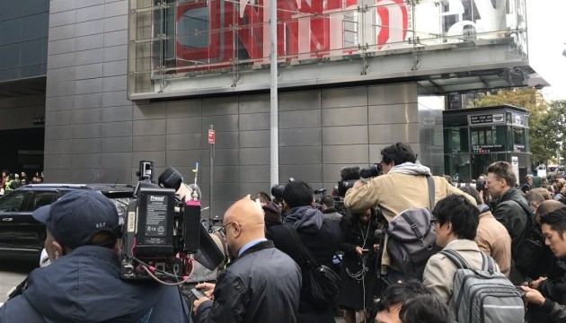 В Нью-Йорке эвакуировали офис CNN из-за подозрительного устройства