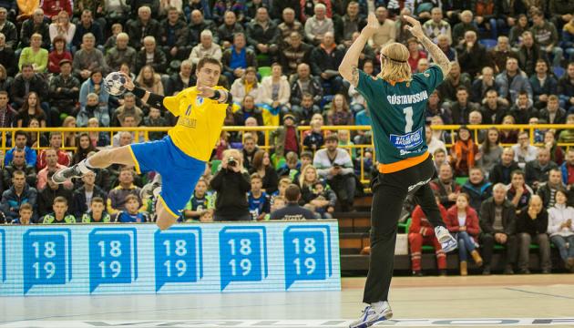 Сборная Украины по гандболу проиграла в Дании на старте отбора к Евро-2020