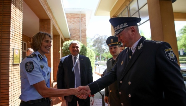 Австралия поможет украинской полиции в подготовке кадров - Аваков
