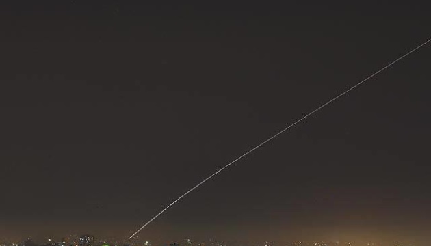 Протиракетна оборона Ізраїлю збила ракету, запущену з Сектора Гази