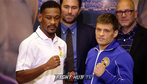 Boxen: Derewjantschenko: Ich bin bereit zum Dauerkampf mit Jacobs
