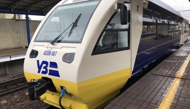 Le nouveau train express Kyiv-Boryspil sera lancé au mois de novembre