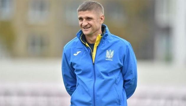 Футбол: Єзерський може очолити молодіжну збірну України