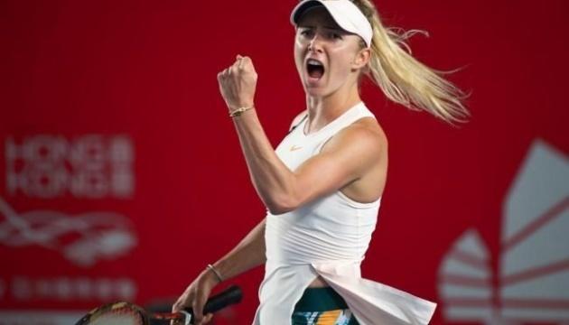 Світоліна вийшла до півфіналу Підсумкового турніру WTA