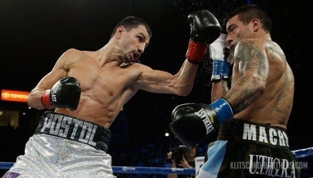 Украинец Постол проведет в Глазго бой с турецким боксером Озгулом