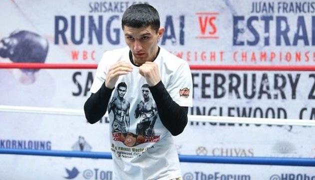 Бокс: Далакян проведет защиту титула против доминиканца Леброна в Киеве