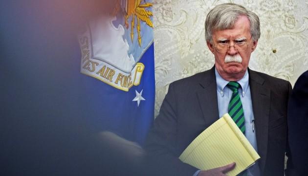 США будут считать войска РФ в Венесуэле угрозой собственной безопасности - Болтон