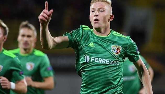 Vorskla defeats Qarabag in Europa League