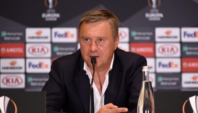 Хацкевич: За счет характера, самоотдачи команда заслужила эту победу