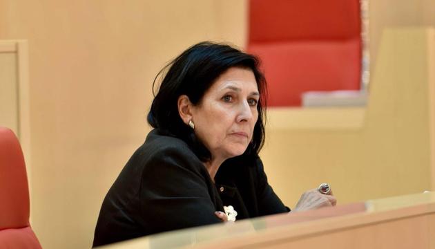 Уроженка Франции имеет шансы стать президентом Грузии