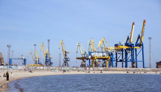 Порти Маріуполь та Ізмаїл уже перевалили цьогоріч по 1 мільйону тонн вантажів