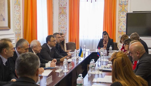 Україна вивчає досвід Хорватії з реінтеграції окупованих територій