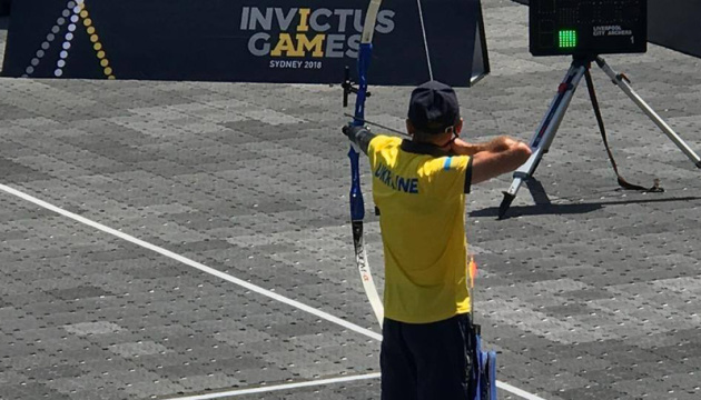 Ukraine wins two more silver medals at Invictus Games