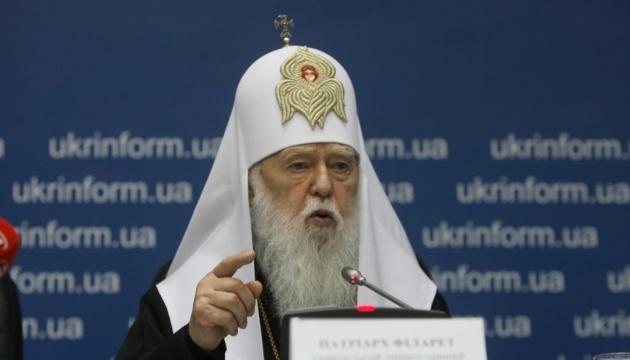 Moscow looking for reason to 'protect' Orthodox believers in Ukraine - Filaret