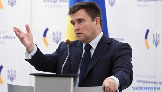Клімкін закликав Канаду повчитися в України боротьбі з гібридною агресією